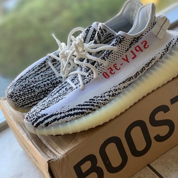 adidas Shoes | Yeezy Boost 350 V2 Zebra